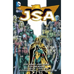 JSA DE GEOFF JOHNS VOL. 04