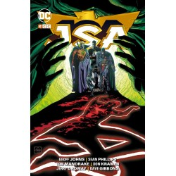 JSA DE GEOFF JOHNS VOL. 07