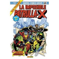 LA IMPOSIBLE PATRULLA-X VOL. 01: SEGUNDA...