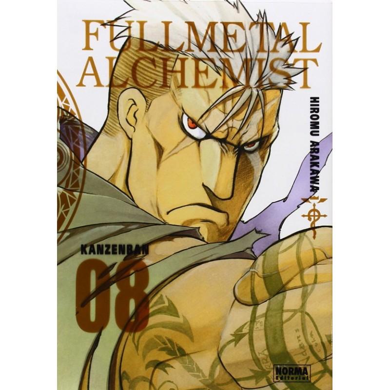 FULLMETAL ALCHEMIST Nº 08  (EDICIÓN KANZENBAN)