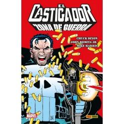 CASTIGADOR: ZONA DE GUERRA (COLECCION 100% MARVEL HC)