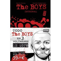 THE BOYS INTEGRAL VOL. 02