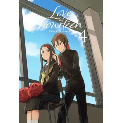 LOVE AT FOURTEEN Nº 04