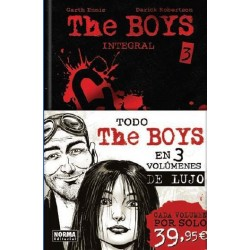 THE BOYS INTEGRAL VOL. 03