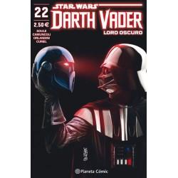 STAR WARS DARTH VADER LORD OSCURO Nº 22 (DE 25)
