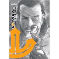 LA ESPADA DEL INMORTAL Nº 11 (DE 15)