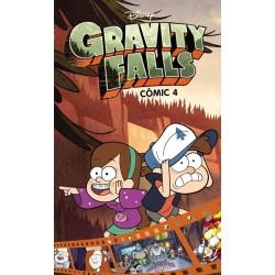 GRAVITY FALLS Nº 04 (DE 5)