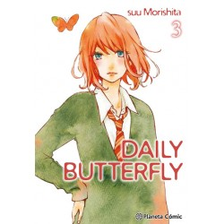 DAILY BUTTERFLY Nº 03 (DE 12)