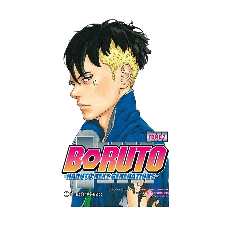 BORUTO Nº 07