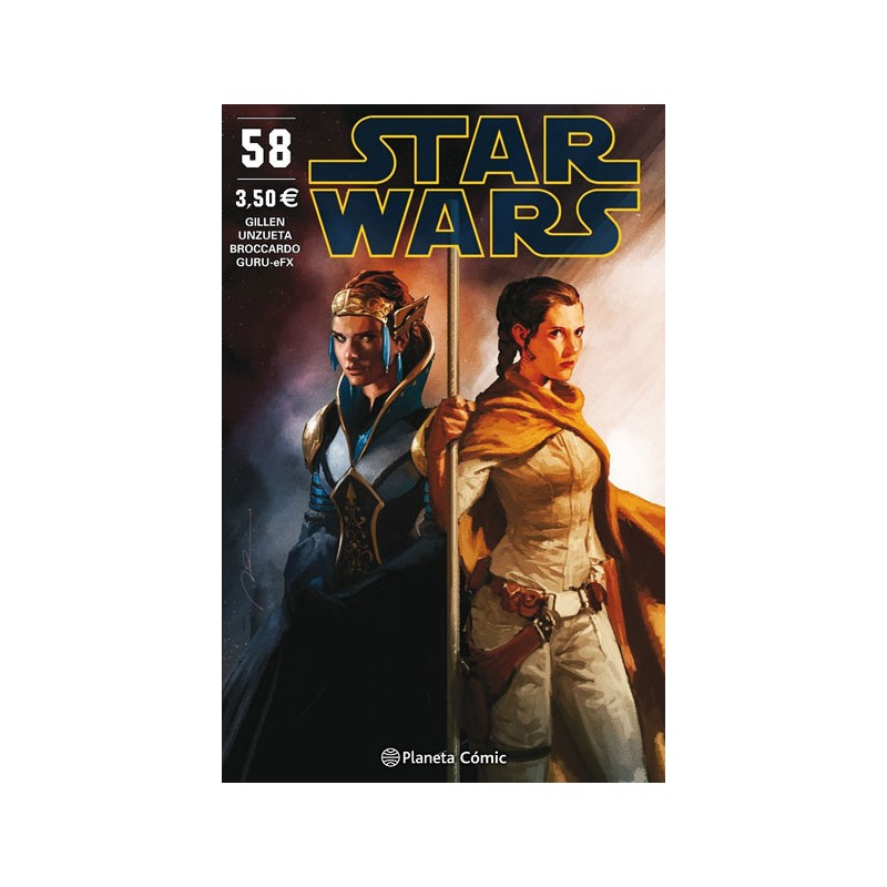 STAR WARS Nº 58