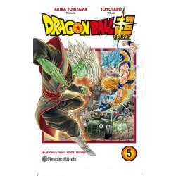DRAGON BALL SUPER Nº 05: BATALLA FINAL! ADIÓS,...