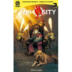 ANIMOSITY VOL. 03