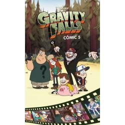 GRAVITY FALLS Nº 05 (DE 5)