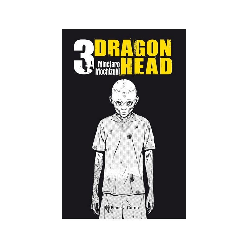DRAGON HEAD Nº 03 (DE 5)
