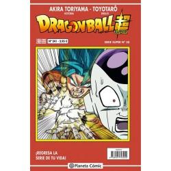 DRAGON BALL SUPER SERIE ROJA Nº 241