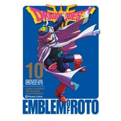 DRAGON QUEST EMBLEM OF ROTO Nº 10 (DE 15)