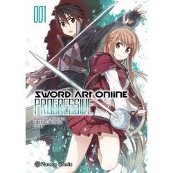 SWORD ART ONLINE PROGRESSIVE Nº 01