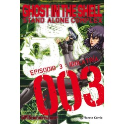 GHOST IN THE SHELL STAND ALONE COMPLEX Nº 03...
