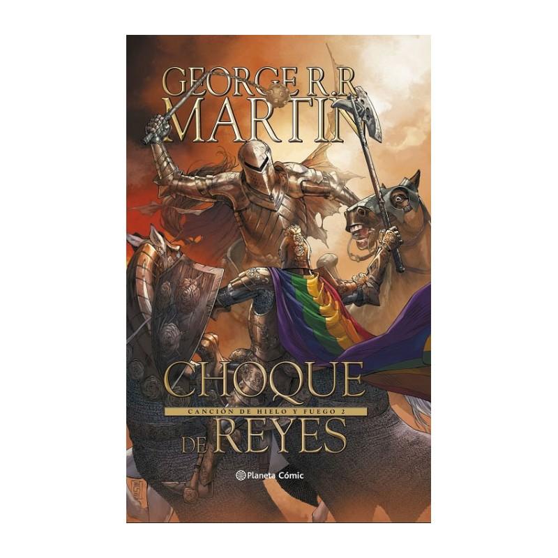 JUEGO DE TRONOS CHOQUE DE REYES Nº 02 (DE 03)