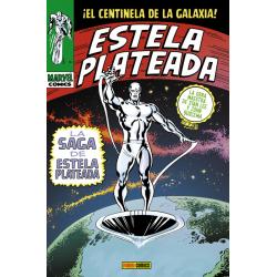 ESTELA PLATEADA DE STAN LEE Y JOHN BUSCEMA REMASTERIZADA (OMNIGOLD)