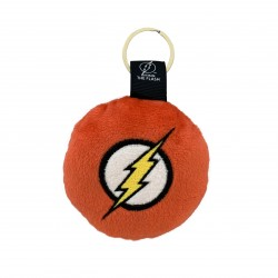 LLAVERO PELUCHE: LOGO FLASH