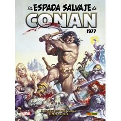LA ESPADA SALVAJE DE CONAN VOL. 3: AÑO 1977...