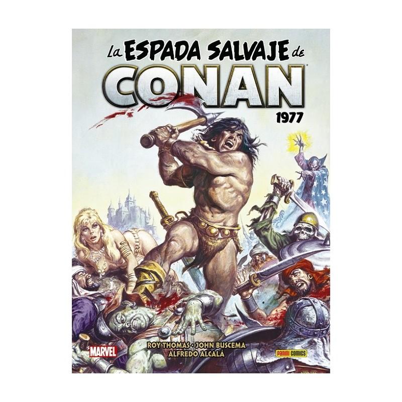 LA ESPADA SALVAJE DE CONAN VOL. 3: AÑO 1977 (MARVEL LIMITED EDITION)