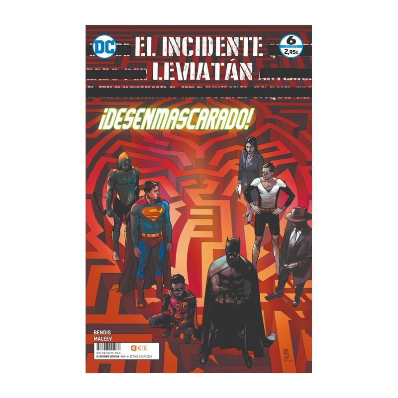 EL INCIDENTE LEVIATÁN Nº 06 (DE 6)