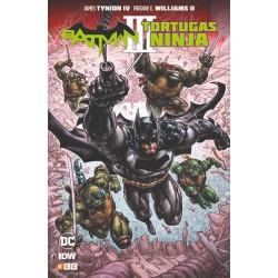 BATMAN / TORTUGAS NINJA III