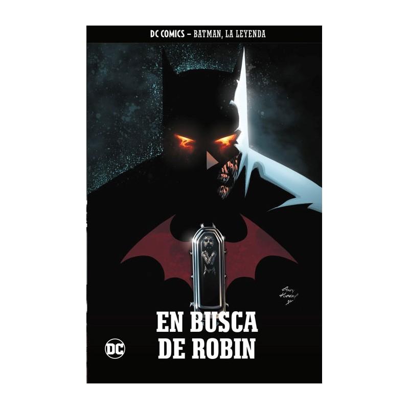 BATMAN LA LEYENDA Nº 33: EN BUSCA DE ROBIN