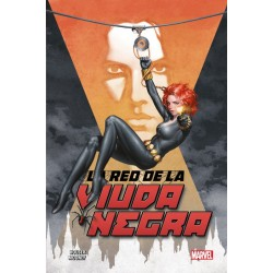 LA RED DE LA VIUDA NEGRA (COLECCION 100% MARVEL...