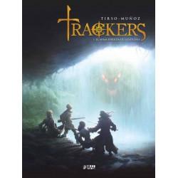 TRACKERS VOL. 01: EL ARMA PERDIDA DE LOS DIOSES