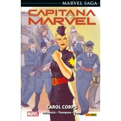 MARVEL SAGA: CAPITANA MARVEL VOL. 06