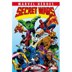 MARVEL HÉROES 64: SECRET WARS