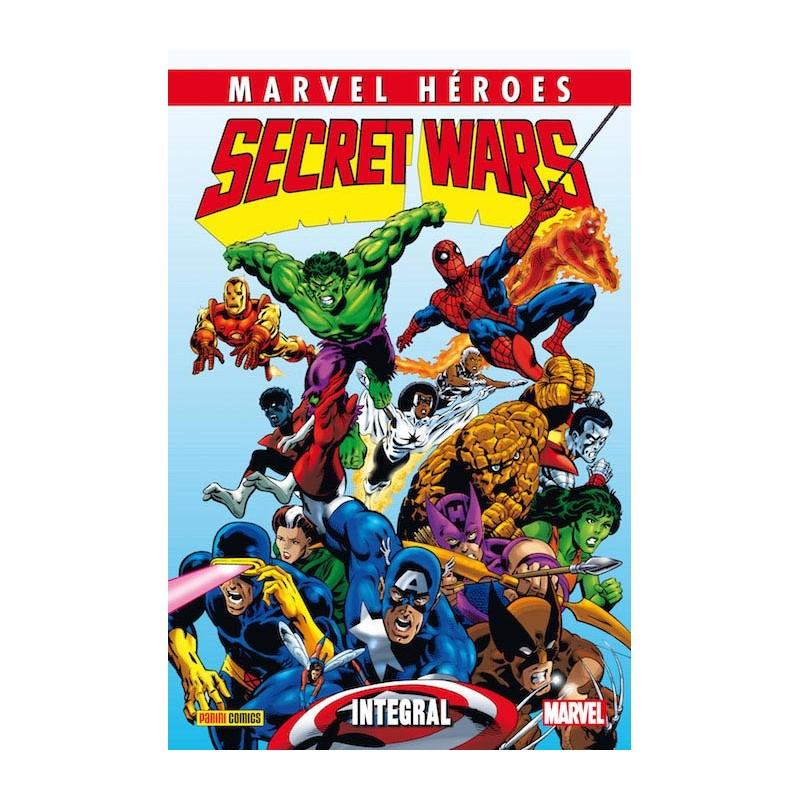 MARVEL HÉROES 64: SECRET WARS