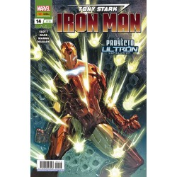 TONY STARK: IRON MAN Nº 14 / 113