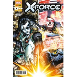 X-FORCE Nº 03 / 08