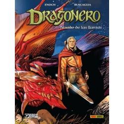 DRAGONERO VOL. 06: NACIDO DE LAS LLAMAS
