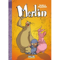 MERLIN INTEGRAL VOL. 01
