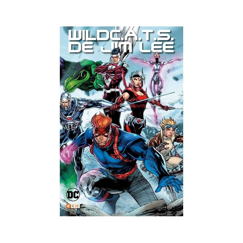 WILDC.A.T.S DE JIM LEE