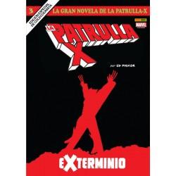 LA GRAN NOVELA DE LA PATRULLA-X VOL. 03:...