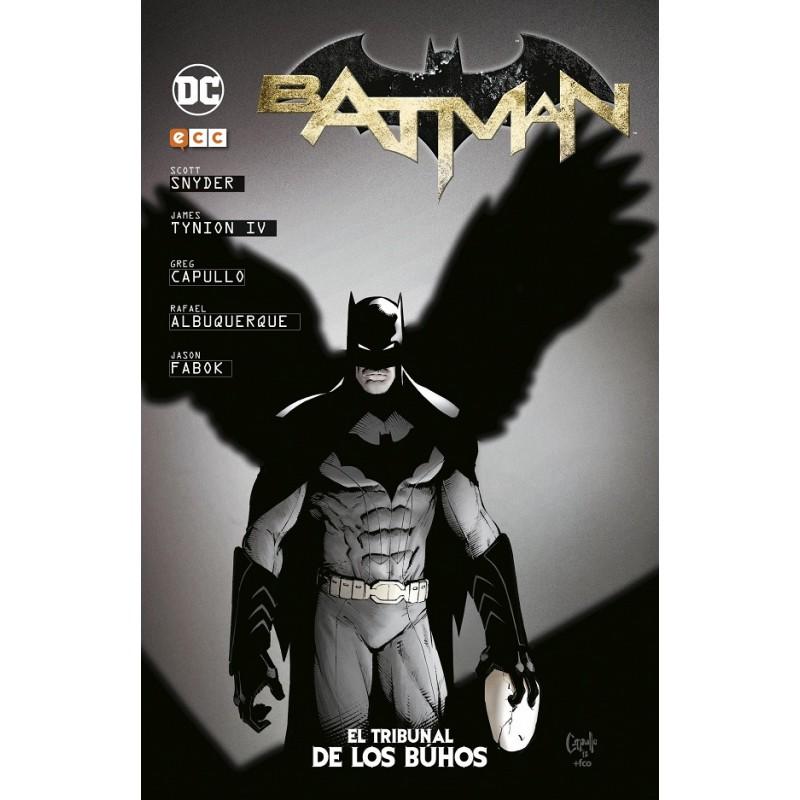 BATMAN: EN TRIBUNAL DE LOS BUHOS
