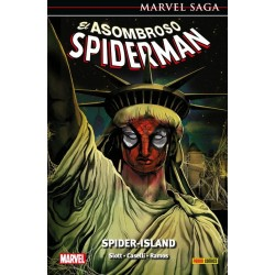 EL ASOMBROSO SPIDERMAN VOL. 34: SPIDER-ISLAND
