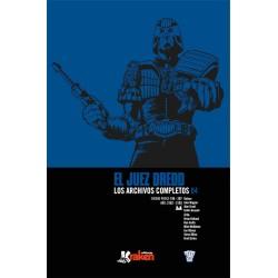 JUEZ DREDD: LOS ARCHIVOS COMPLETOS VOL. 04