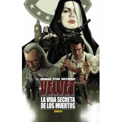 VELVET VOL. 02: LA VIDA SECRETA DE LOS MUERTOS