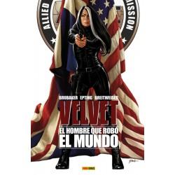 VELVET VOL. 03: EL HOMBRE QUE ROBÓ EL MUNDO
