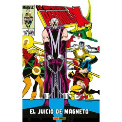 LA IMPOSIBLE PATRULLA-X VOL. 06: EL JUICIO DE MAGNETO (MARVEL GOLD)