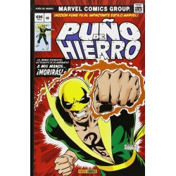 PUÑO DE HIERRO: INTEGRAL (MARVEL GOLD)
