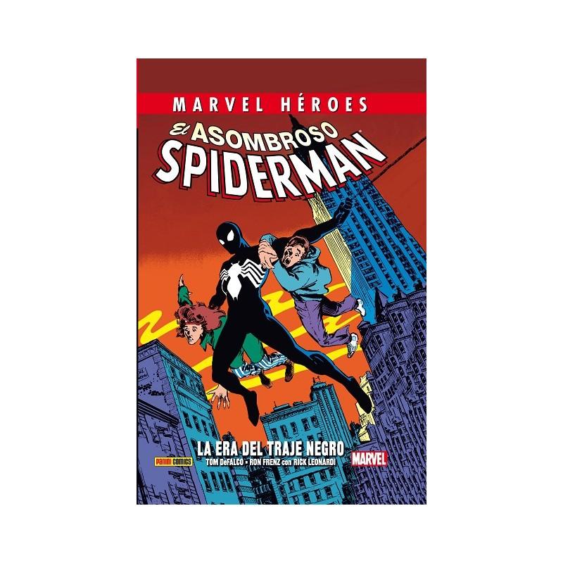 MARVEL HEROES 57: ASOMBROSO SPIDERMAN: LA ERA DEL TRAJE NEGRO