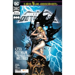 BATMAN: DETECTIVE COMICS Nº 21